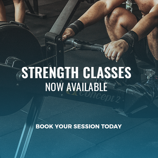 Strength Classes At Sync
