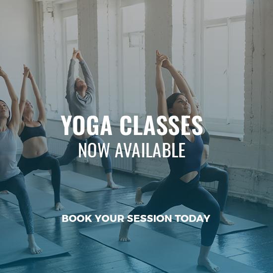 Yoga Classes At Sync